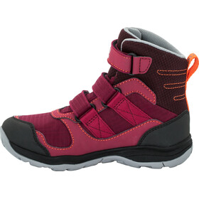 Jack Wolfskin Grivla Texapore VC Shoes Children pink